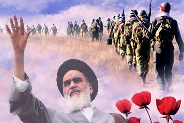 نقش و تاثیر امام خمینی در دفاع مقدس
